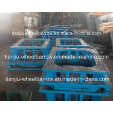 Molde de bandeja Wb6400 da bandeja do carrinho de mão da carcaça dos dados