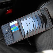 CD Visor Organizer DVD Disk Storage Holder