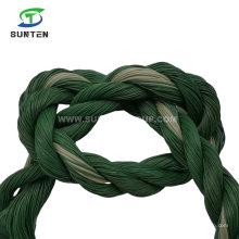 3 Strand PE/Nylon/Polyethylene/Fiber/Plastic/Fishing/Marine/Mooring/Packing/Twist/Twisted Rope