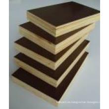 Materiales de construcción primer grado, película, hecho frente, madera contrachapada