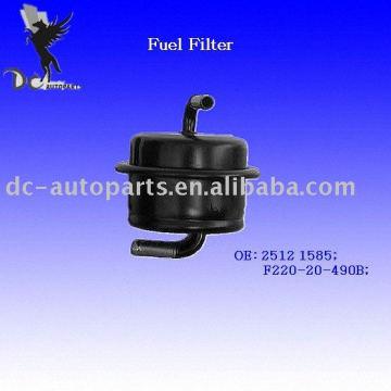 In-Line Benzinfilter 2512 1585