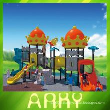Aire de jeux pour enfants en plein air 2014