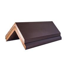 factory direct sale garden edge banding material board outdoor home sealing side wooden board