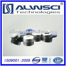 Bouchon en aluminium de 20 mm Capuchon à sertir Capuchon GC pour CTC