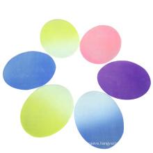 2021 high quality printing colorful crystal glass nail file