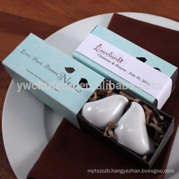 Ceramic lovely birds Salt and pepper Shaker Wedding Gifts