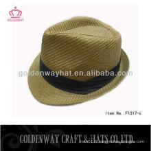 Chapeaux pour hommes avec bande noire
