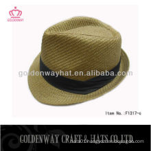 Mens Hats with Black Band