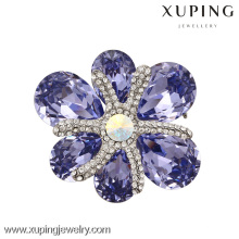 x0421003-Crystals from Swarovski, fashion jewelry,big crystals fashion brooch