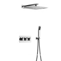 HIDEEP Cold And Hot Water Mixer Shower Faucet