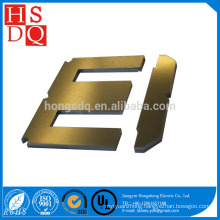 motor stator and rotor laminated silicon steel ei transformer