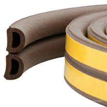 EPDM Foam Rubber Door Seals