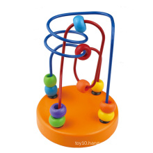 2016 New Arrival Classic Wooden Bead Maze Toy