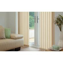 Window Dress 89 mm Width Semi-Blackout Fabric Vertical Blind