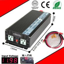 1500W inversor solar 12 ~ 48VDC a 110V / 220V / 240VAC con Chager
