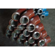 High pressure alloy ASTM A234 alloy steel elbow