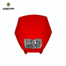 Faros de motocicleta universal BROS200 venta faros de motocicleta personalizados