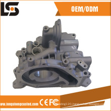 Precision Die Casting Auto Engine Oil Cooling Housing Parts