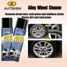 Limpiador de rueda, Limpiador de rueda, Limpiador de rueda cromada Aerosol