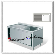 S270 Single Sink With Cabinet