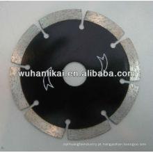 diamante sinterizado ferramenta de corte de granito para pedra e telha cerâmica