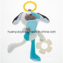 Завод поставки ребенка вязать ткань зубы игрушки