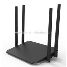 N300 High Power Smart Wireless WiFi Dual Band Router, CE / FCC / RoHS, vollständig zertifiziert