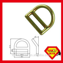 2250-25 Forged Bent D-ring