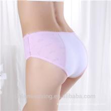 Impressão de moda Lovely Cute Girl Water Proof período cuecas Anti Vazamento underwear calcinha menstrual