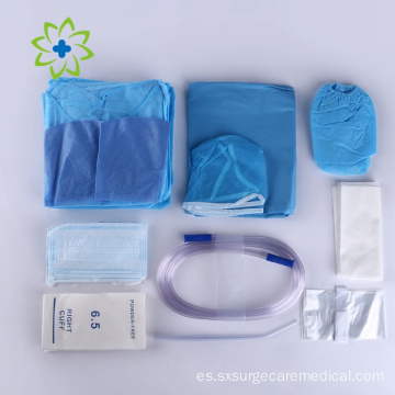 Kit quirúrgico estéril Universal Pack Dental
