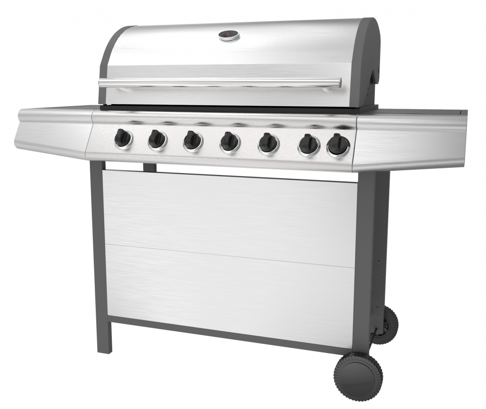6 Burner Gas Barbecue Grill