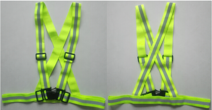 Yellow Safety Belt
