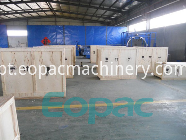 Wrapping Machine Luggage Airport