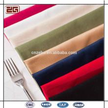 Moda novo design atacado lenço guardanapos para hotel restaurante guardanapo de mesa dobrando