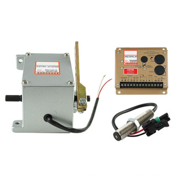 Komplettset ADC Dieselgenerator Drehzahlregler Regler
