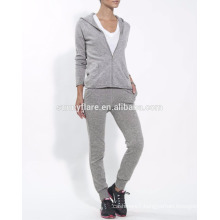 Fashionable Cashmere Knitted Suit for Women