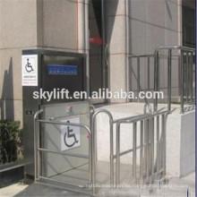 Elektrischer Rollstuhl elektrischer Aufzug für Behinderte