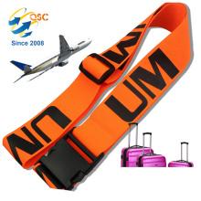 Accessoires de voyage de valise imperméable de voyage de valise de ceinture de bagage de ceinture de bagages