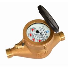 Multi Jet Iron Dry Type Water Meter (MJ-SDC-PLUS-K-5+4)
