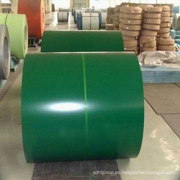 Bobina de acero galvanizado Hebei Yanbo