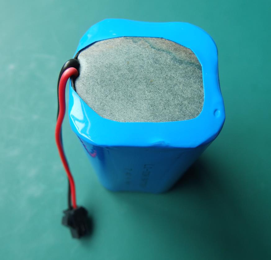 7.4V 4.4Ah 18650 rechargeable battery