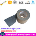 Pipe wrap tape for ductile iron pipe