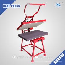 xinhong fábrica de gran formato de sublimación de calor prensa de calor 60x80