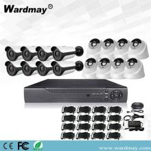 16CH 1080P Home Security Surveillance DVR-systeemkits