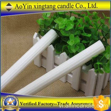75g White Fluted Candle đến Mozambique