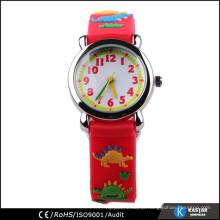 colorful print strap watch cartoon, kids watch