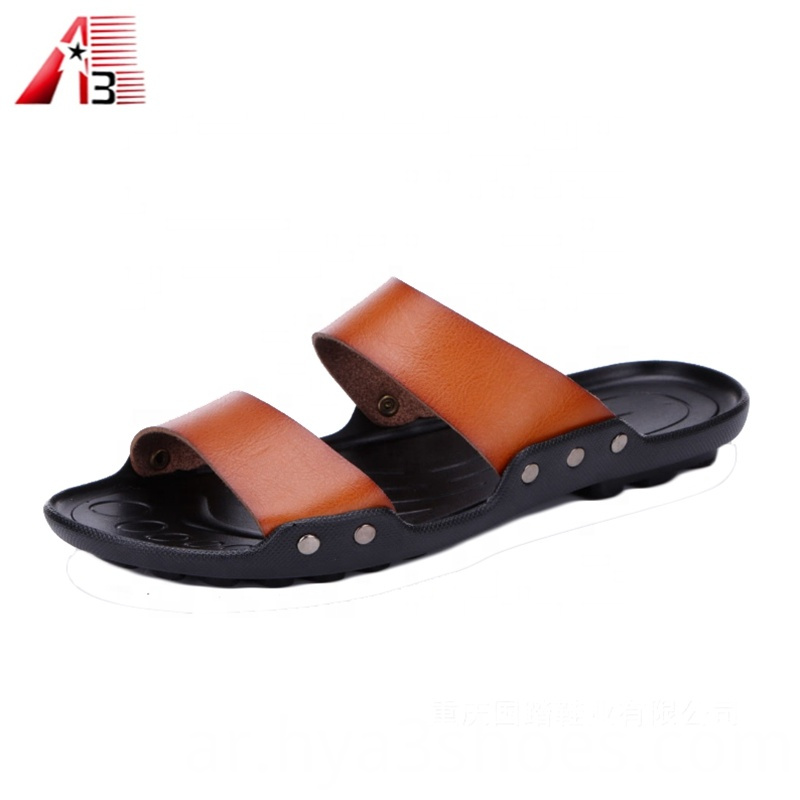 Comforable Leather Sandals