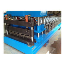 Colorful Galvanized Steel Glazed Tile Roof Sheet Roll Forming Machine