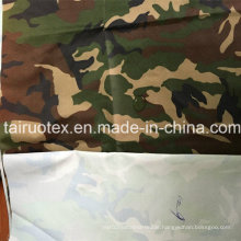 100% Poly Oxford Fabric with White Coated for Military Fabric