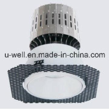 Frameless LED Spot Light con Carcasa Blanca